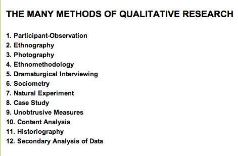 Field observation sociology paper